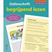 Deltas leren lezen Oefenschrift begrijpend lezen Avi:5/M6 23 cm