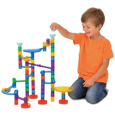 Galt Toys Knikkerbaan Glow Super 60-delig 381004675