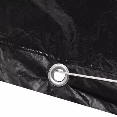 vidaXL Waterreservoirhoes met 8 oogjes 116x100x120 cm