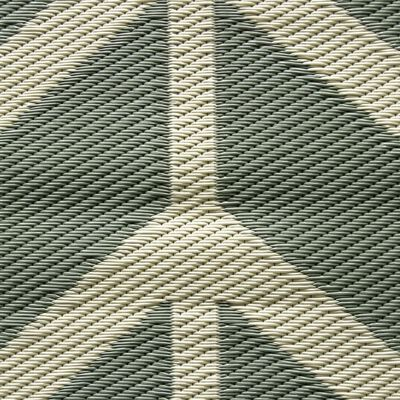 Bo-Camp Buitenkleed Chill mat Flaxton 2x1,8 m groen