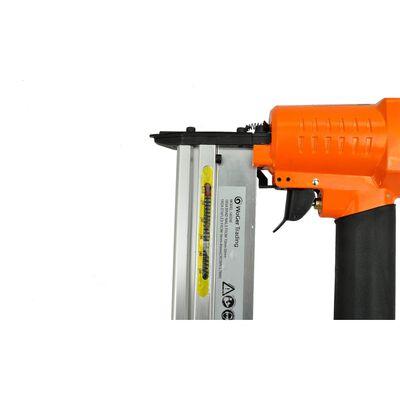 vidaXL Spijker- en nietpistool 2-in-1 pneumatische lucht
