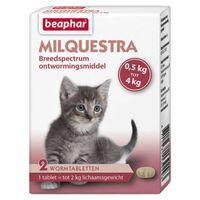 Beaphar Milquestra Kleine Kat / Kitten 2 Tbl