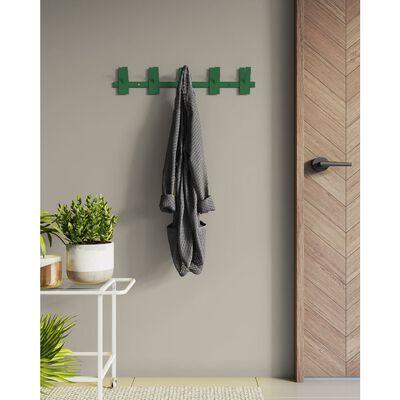 Gorillz Design® Gorillz® Incision Wandkapstok 10 Haken 5 Kleuren