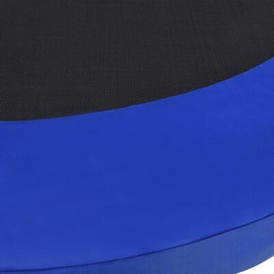 vidaXL Fitnesstrampoline met handgreep en veiligheidsmat 102 cm