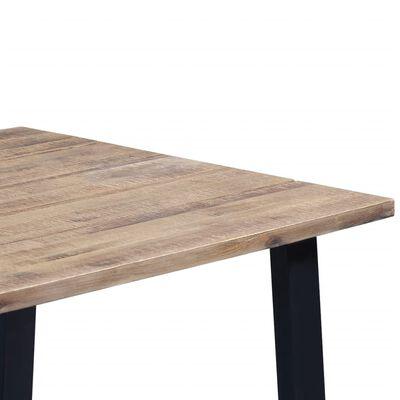 vidaXL Eettafel 170x90 cm massief acaciahout