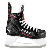 Bauer ijshockeyschaatsen NSX Skate unisex zwart/rood maat 43