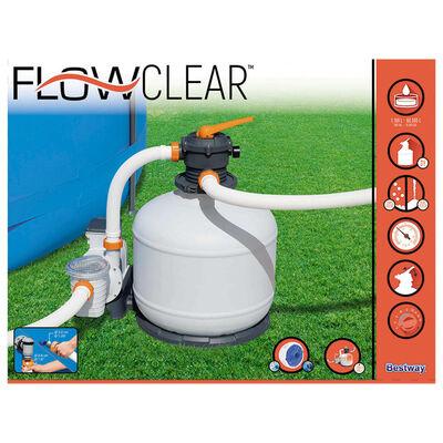Bestway Zandfilterpomp Flowclear 11355 L/u