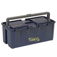 Raaco gereedschapskist Compact 15 met tussenschotten 136563