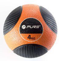 Pure2Improve Medicijnbal 4 kg oranje