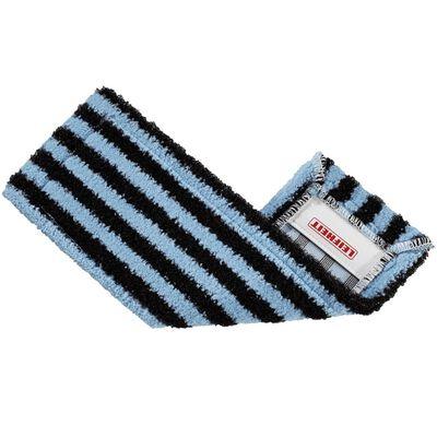 Leifheit Mopdoek Profi Outdoor blauw en zwart 55146