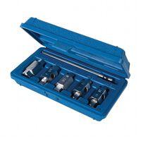 Silverline 6-delige carterplug sleutel set
