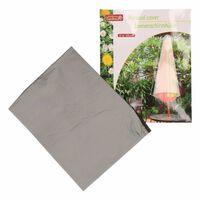 Parasolhoes 120 Cm Grijs Lifetime Garden