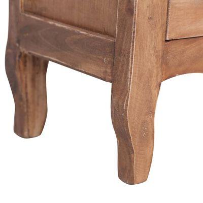 vidaXL Tv-meubel 120x30x40 cm massief gerecycled hout