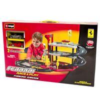 Bburago Speelgoedgarage Ferrari 1:43