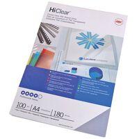GBC Inbindomslagset HiClear A4 150 micron