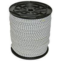 Kerbl Elektrisch hek touw 50 m 7 mm rubber 441891