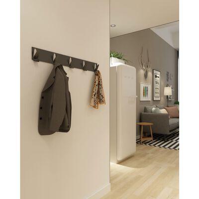 Gorillz Design® Raw Xl Five Industriële Wandkapstok 10 Kapstokhaken