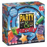 Jumbo gezelschapsspel Party & Co Family
