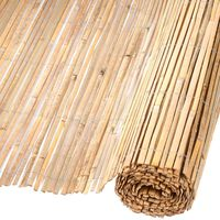 Nature Tuinscherm 1,5x5 m bamboe