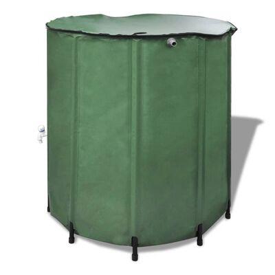Inklapbare Watertank 500L (Groen)