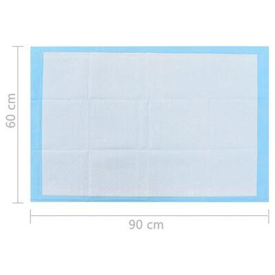 vidaXL Huisdierentrainingsdoekjes 200 st 90x60 cm nonwoven stof