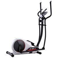 vidaXL Crosstrainer magnetisch met hartslagmeter