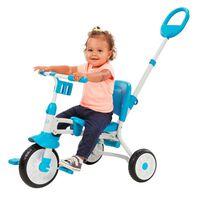 Little Tikes Driewieler 3-in-1 Pack 'n Go blauw 645747