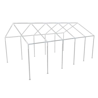 vidaXL Frame voor partytent 10x5 m staal