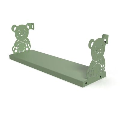 Gorillz Design® Panda Kids Kinderkamer Boekenplank