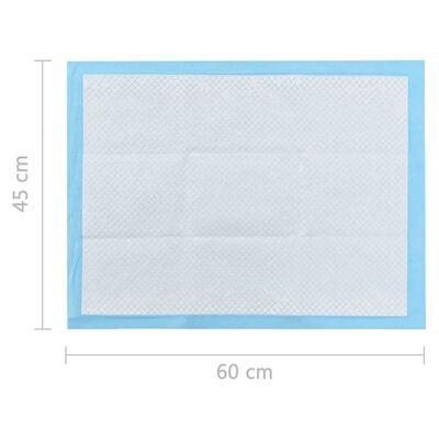 vidaXL Huisdierentrainingsdoekjes 400 st 60x45 cm nonwoven stof