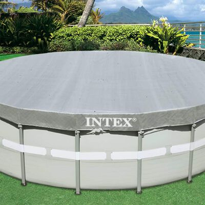 Intex Zwembadhoes Deluxe rond 488 cm 28040