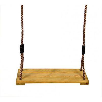 Swing King Schommelzitje geïmpregneerd dennenhout 2521002