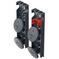 Hailo Ladder vervangende voeten set EasyClix Garden maat M 9948-101
