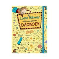 Deltas Lotte Wirwar mijn supergeheime dagboek 22 cm