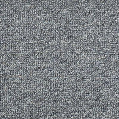 vidaXL Trapmatten 15 st 56x17x3 cm lichtgrijs en blauw