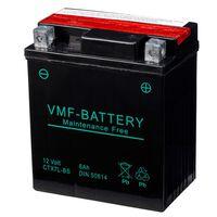 VMF Powersport Liquifix accu 12 V 6 Ah MF YTX7L-BS