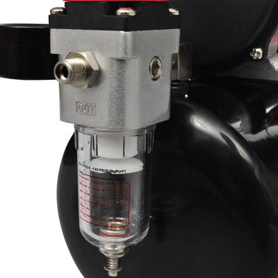 Airbrush Compressorset met 2 pistolen
