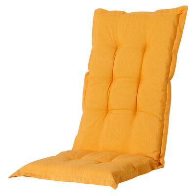 Madison Stoelkussen met lage rug Panama 105x50 cm goudkleurig
