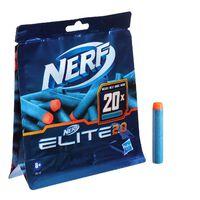 Nerf Elite 2.0 Darts 20 Stuks
