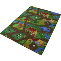 Speelkleed Farm - 120x160 cm