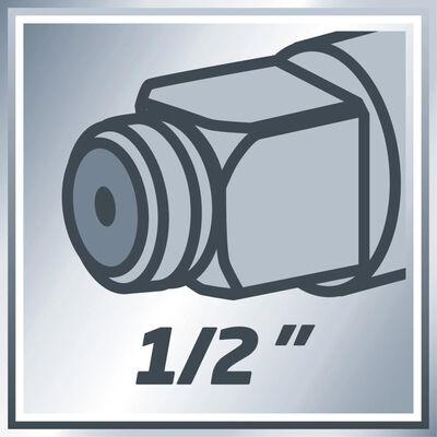 Einhell Draadloze slagmoersleutel TE-CW 18 Li BL-solo rood 4510040
