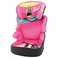 Mattel Autostoeltje Befix Barbie groep 2+3 roze