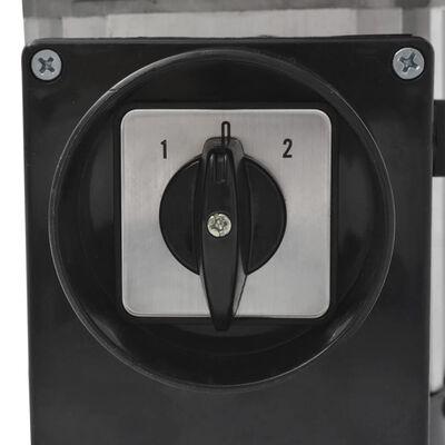 vidaXL Leidingsreinigingsmachine 250 W 12,5mx16mm 4,5mx9,5mm