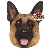 Pet Faces Huisdierenkopkussen Duitse herder