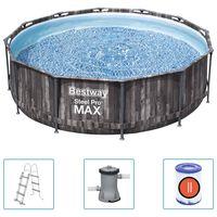 Bestway Zwembadset Steel Pro MAX 366x100 cm