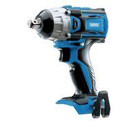 Draper Tools Slagmoersleutel borstelloos zonder accu D20 20 V 250 Nm