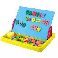 Playgo Magneet- en tekenbord draagbaar 7328