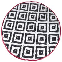 Bo-Camp Buitenkleed Chill mat rond 200 cm