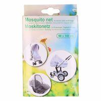 Anti Muggen Net / Klamboe Voor De Kinderwagen/buggy/autostoeltje -