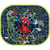 Marvel zonneschermen Spider-Man 44 x 36 cm 2 stuks